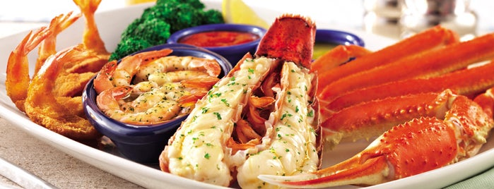 Red Lobster is one of Lugares guardados de Diario de un Tragón.