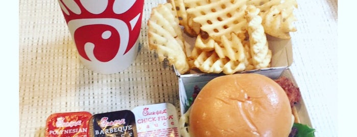 Chick-fil-A is one of NYC FOOD 🍥.
