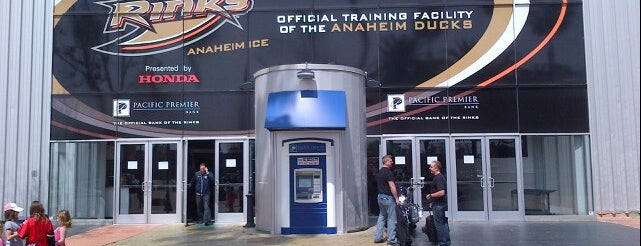 The Rinks Anaheim Ice is one of OC's Best.