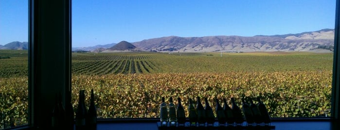 Edna Valley Vineyard is one of SLO County Top Spots.