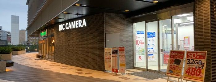 Bic Camera is one of Orte, die ZN gefallen.