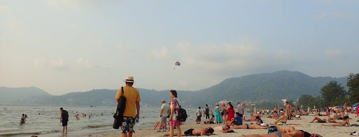パトンビーチ is one of Thaïlande.