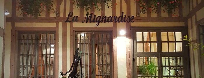 La Mignardise is one of Orte, die Marianne gefallen.