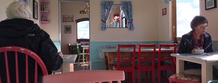 Merkins Farm Cafe is one of Gluten free England.