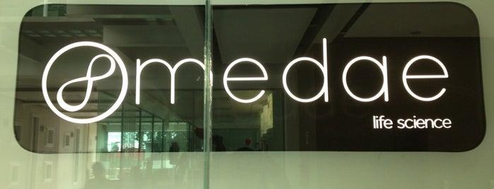 MEDAE is one of Locais curtidos por Emilio.