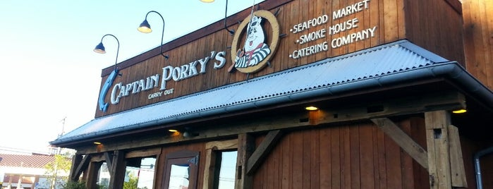 Captain Porky's is one of Locais curtidos por Consta.