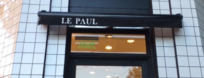 Le Paul is one of Lieux qui ont plu à Agustin.