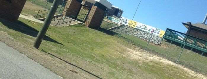 Raider Stadium is one of Top HS Football Stadiums in North Carolina.