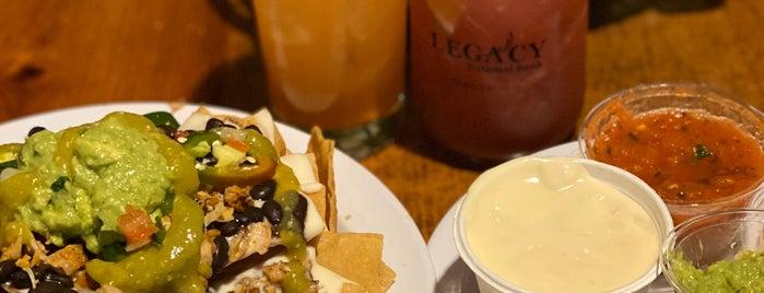 Yeyo's Mexican Grill is one of Orte, die Brandy gefallen.