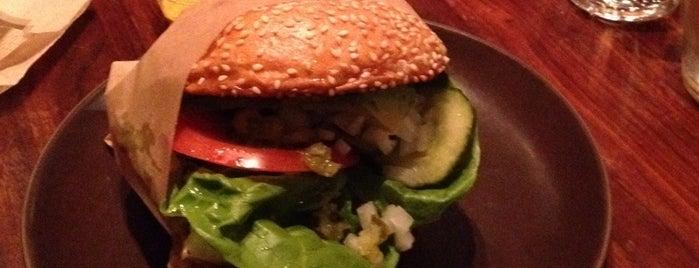 Roam Artisan Burgers is one of SF Visit.
