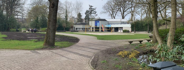 Rensenpark is one of Lugares favoritos de Ahmed Said.
