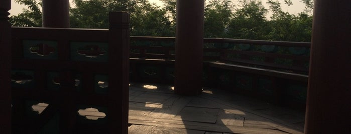 다산성곽길 is one of Posti che sono piaciuti a Seung-Hwan.