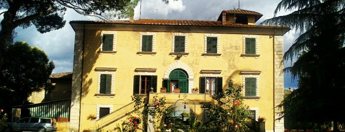 Hotel Villa Belvedere is one of 4sq Specials in Tuscany.