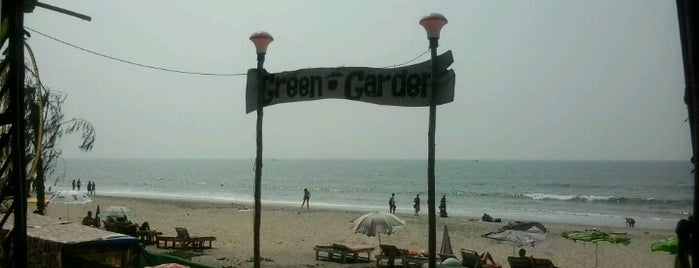 Green Garden is one of Goa List.