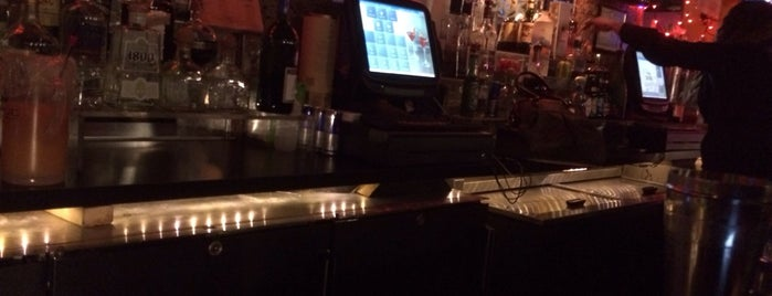 Julisa's Bar & Lounge is one of Uptown.