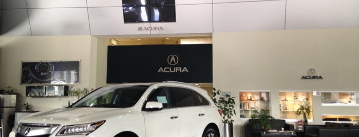 Acura Pedregal is one of Giorgio 님이 좋아한 장소.