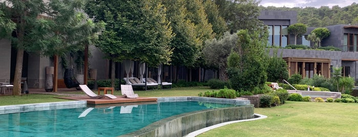 The Spa at Mandarin Oriental, Bodrum is one of Bodrum.