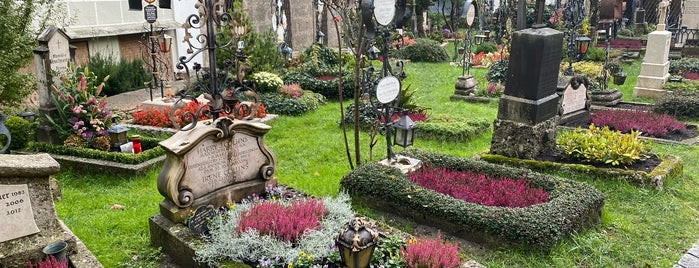 Friedhof St. Peter is one of Around The World: Europe 4.