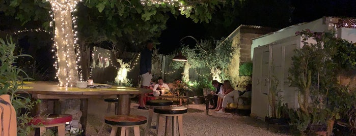 A mi manera - restaurante chill-out is one of Formentera.