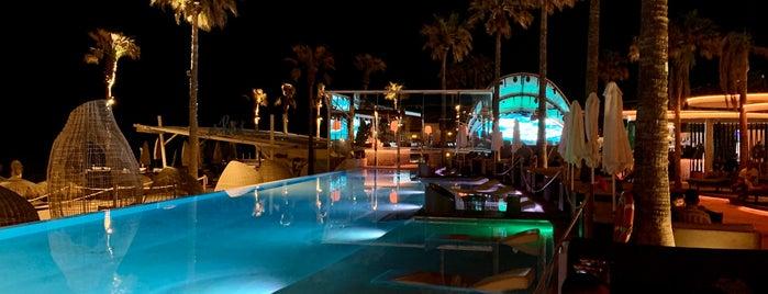 Marina Beach Club is one of Valencia.