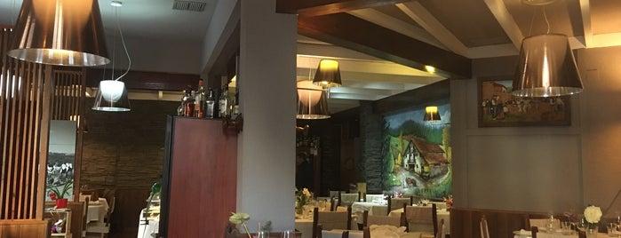 Restaurante Leixuri is one of Dani 님이 저장한 장소.