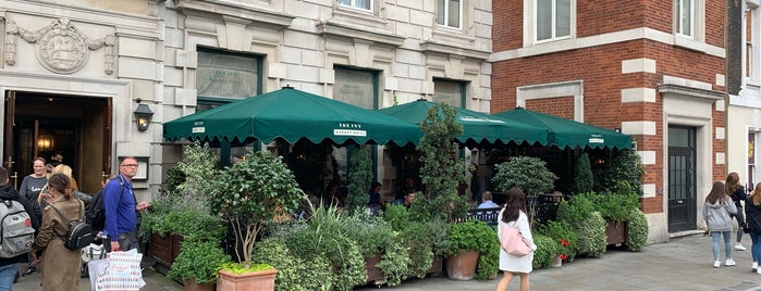 The Ivy Market Grill is one of Londontown.