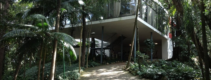Instituto Lina Bo e P. M. Bardi is one of Sampa 460 :).