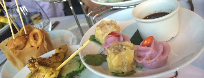 Nan Thai Fine Dining is one of What a foodie in Atlanta.
