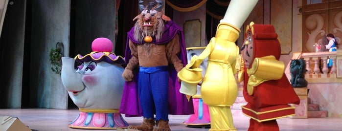 Beauty and the Beast - Live on Stage is one of Walt Disney World.