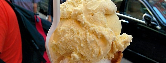 The Original Chinatown Ice Cream Factory is one of New York Approved ✓.