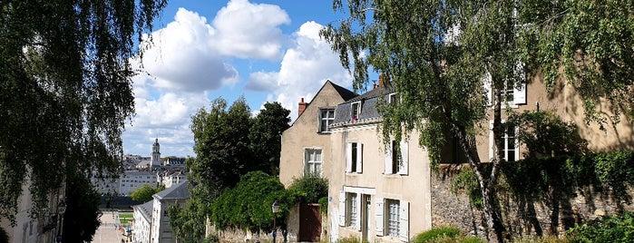 Montée Saint-Maurice is one of Roadtrip / Loire.