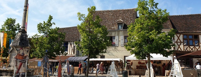 Provins is one of Lugares favoritos de Jerome.