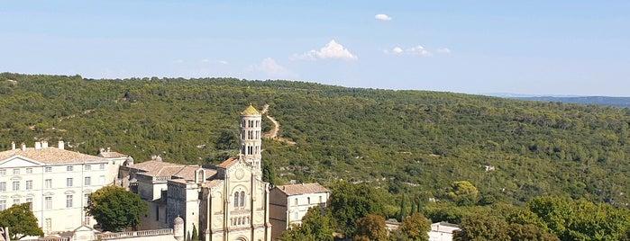 Cathédrale Saint - Théodorit D'Uzès is one of South of France.