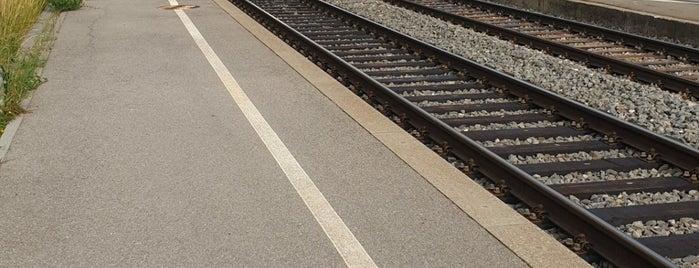 Gare de Vernier is one of Stations, gares et aéroports.