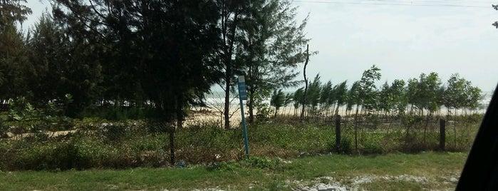 Dai Lanh Beach is one of Posti che sono piaciuti a Илья.