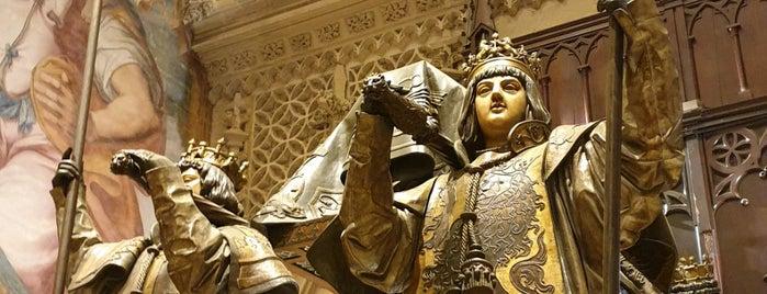 Tumba de Cristóbal Colón is one of Espanha | Sevilla.