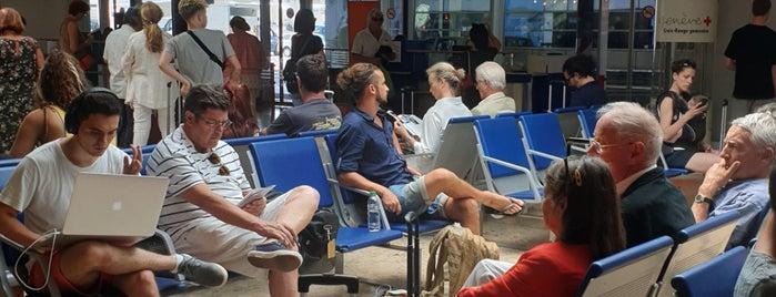 Gate F64 is one of Geneva (GVA) airport venues.