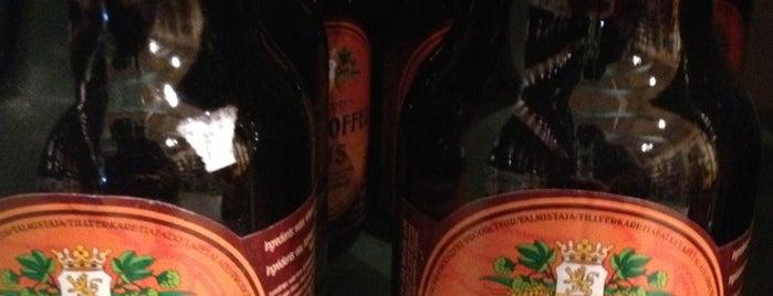 Mitra Alkmaar, Slijterij Will Koning is one of Dutch Craft Beer Shops.