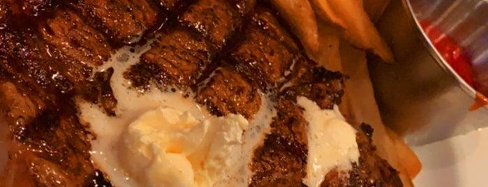 Saltgrass Steak House is one of Locais curtidos por Rita.