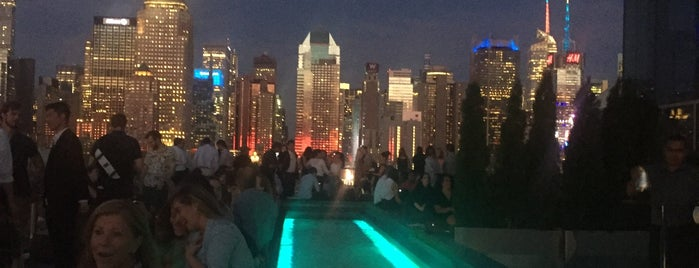 The Printing Press Rooftop Lounge is one of NewYork.
