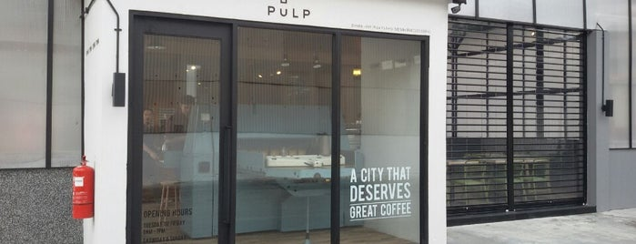 PULP by Papa Palheta is one of Top picks for Cafés & Bars.