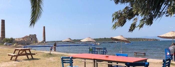 Doğalkent Ayvalık is one of Tempat yang Disukai Nazlı.