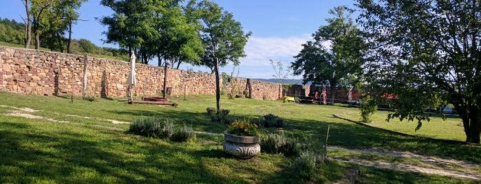 Levendula Porta is one of Balaton.