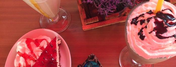 Vesta Caffe is one of Benidorm.