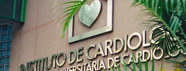 Instituto de Cardiologia de Natal is one of conheço.