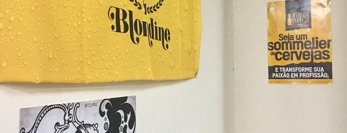 Cervejaria Blondine is one of Posti che sono piaciuti a Bruna.