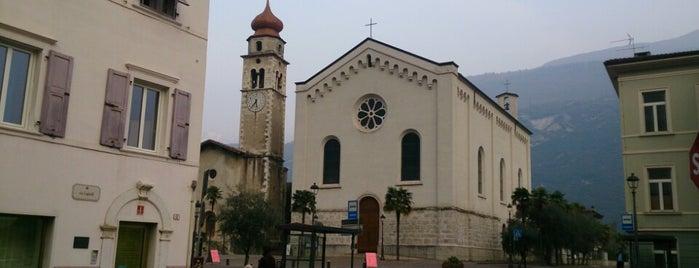 Dro is one of Bolzano-dro tra ciclabili, musei e teatro.