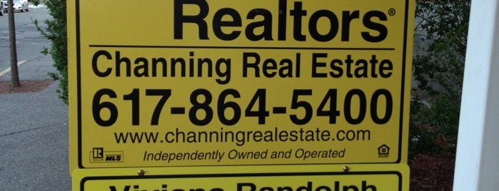 Channing Real Estate is one of Lugares favoritos de Viv.