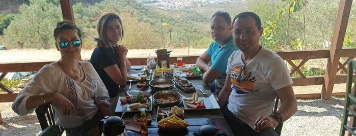 Tanyeri Kahvaltı Evi is one of Ege'nin adı pek duyulmamış saklı köyleri.