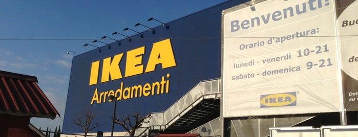 IKEA Roma Anagnina is one of Locais curtidos por Murat.